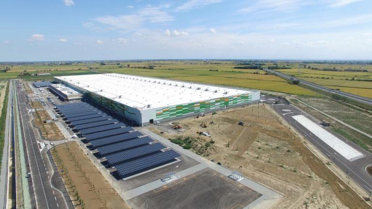 Vista aerea 3 - Vercelli LCP | SQM Real Estate miglior agenzia immobiliare per aziende industria terreni logistica sviluppo immobiliare