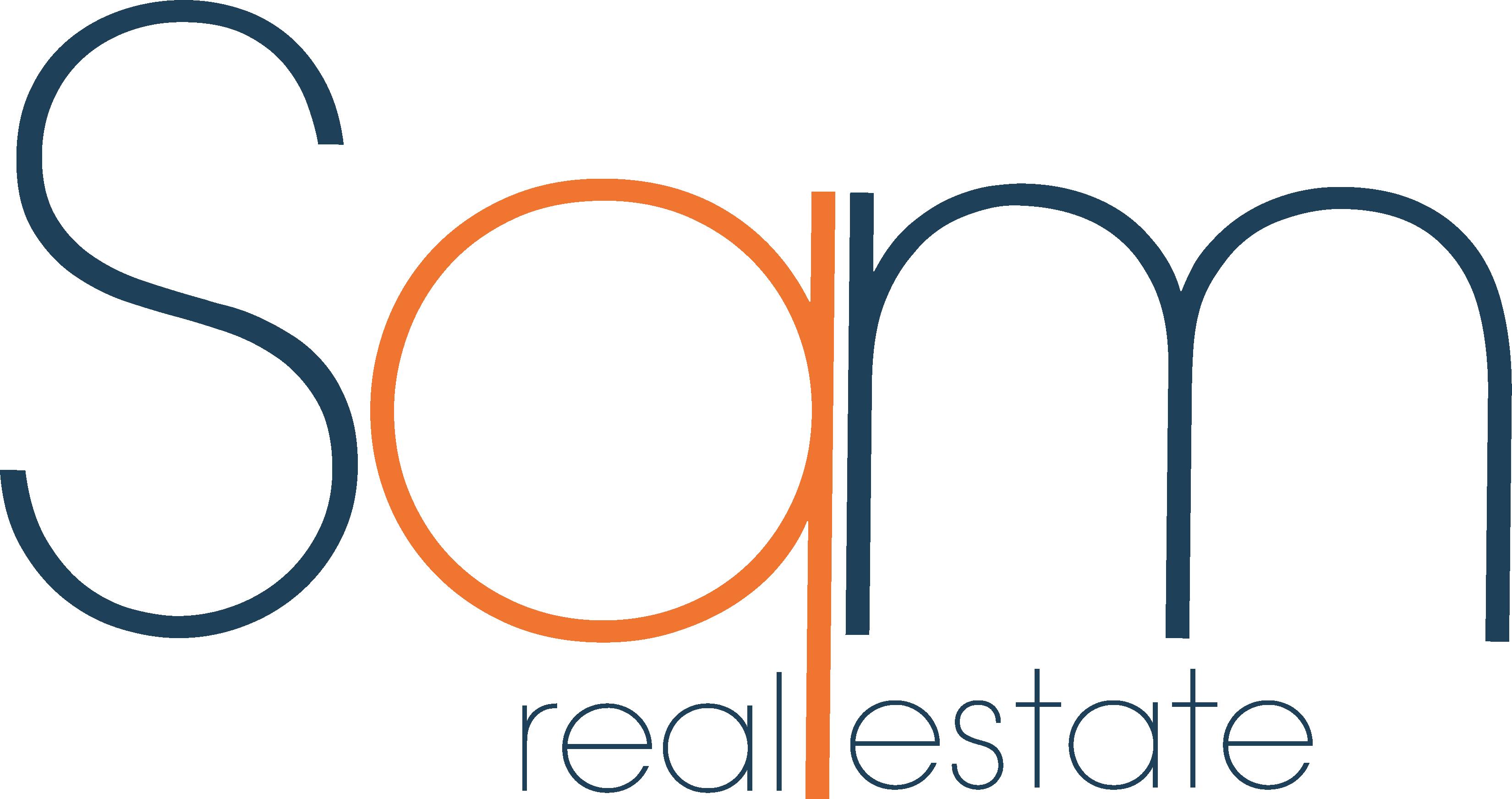 Sqm Real Estate Logo | Miglior agenzia immobiliare per aziende industria terreni logistica sviluppo immobiliare
