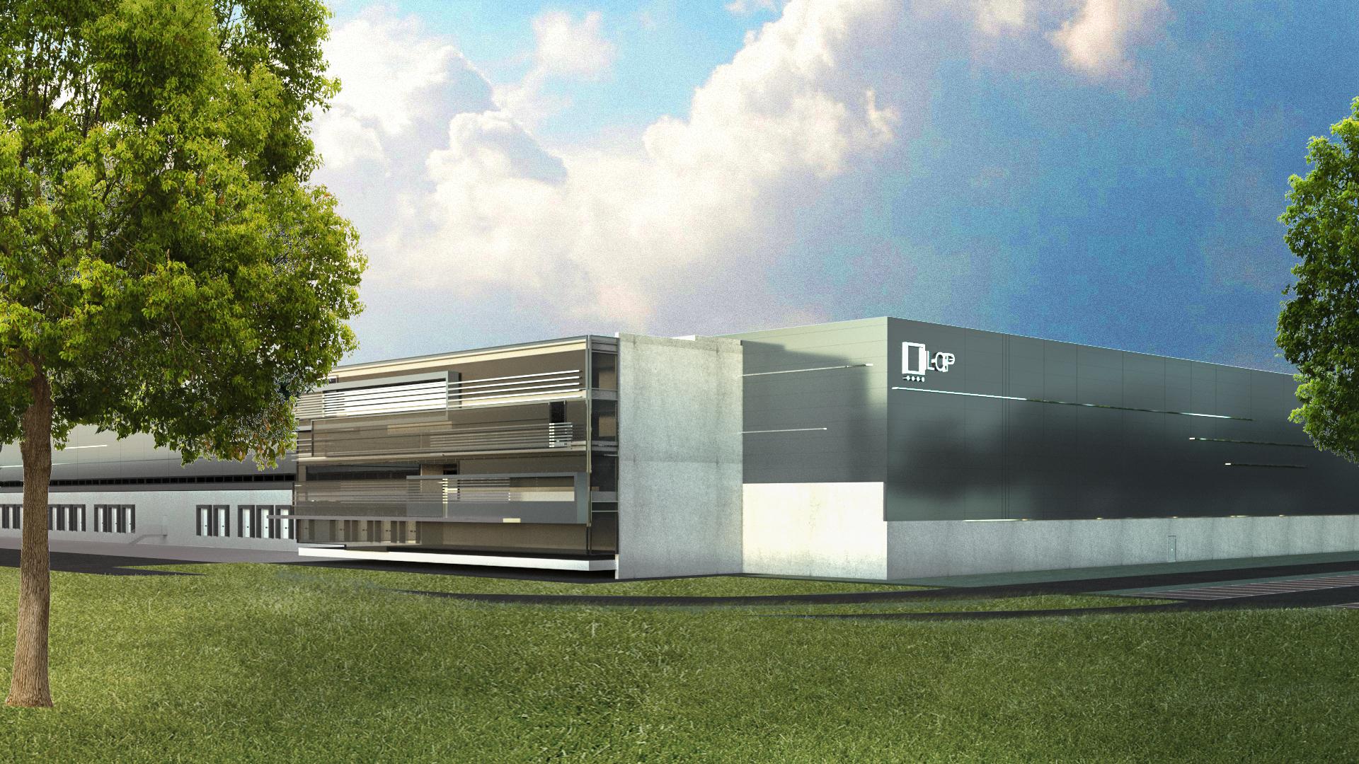 LCP Novara-Edificio C_03 - Trecate XXL logistic park LCP | SQM Real Estate miglior agenzia immobiliare per aziende industria terreni logistica sviluppo immobiliare