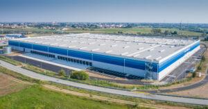 Vista aerea - CARLYLE Mesero   SQM Real Estate miglior agenzia immobiliare per aziende industria terreni logistica sviluppo immobiliare