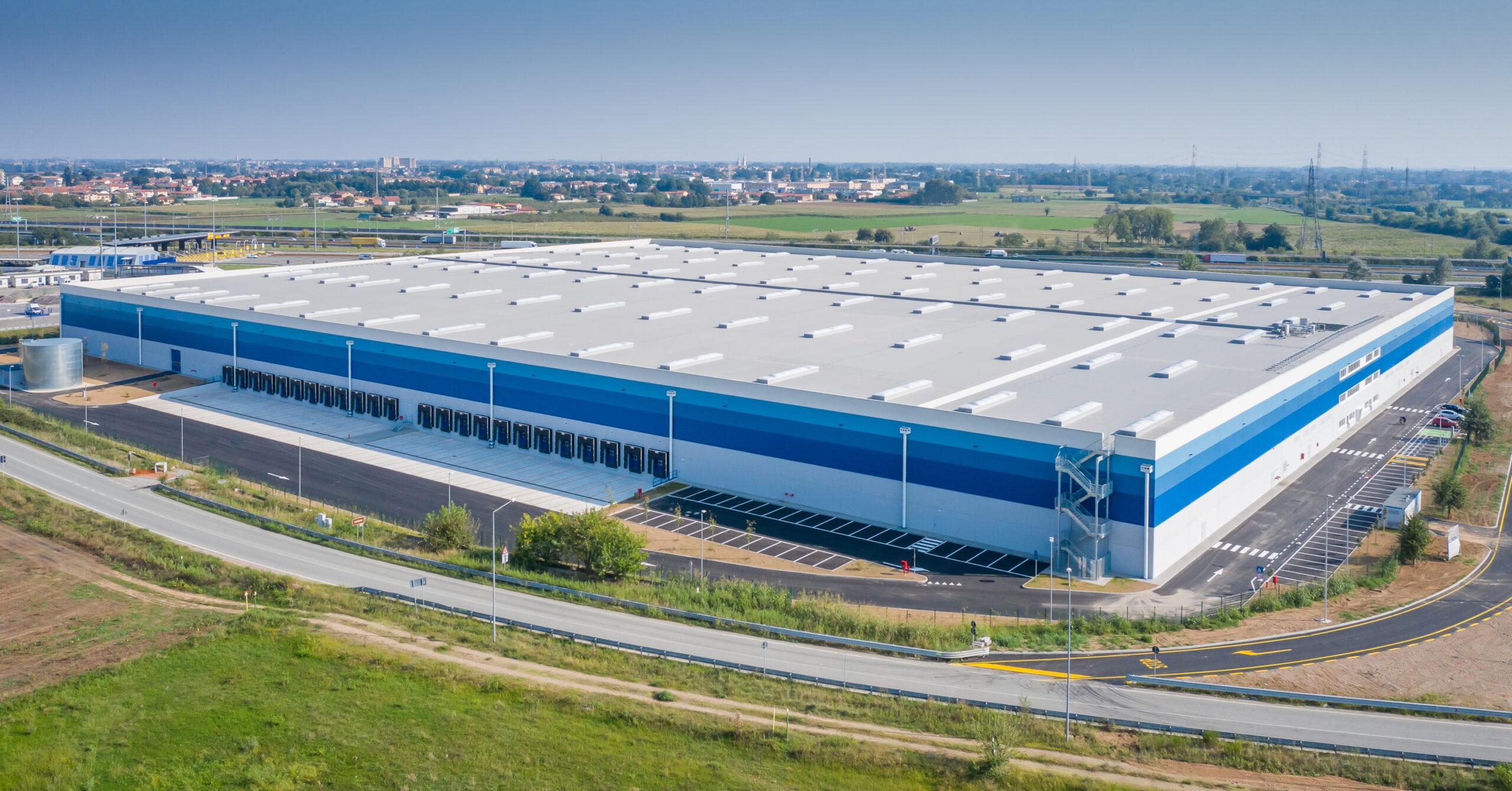 Vista aerea - CARLYLE Mesero | SQM Real Estate miglior agenzia immobiliare per aziende industria terreni logistica sviluppo immobiliare