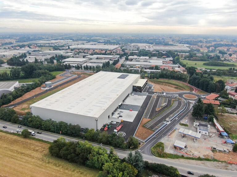 Makita Arluno Milano   SQM Real Estate miglior agenzia immobiliare per aziende industria terreni logistica sviluppo immobiliare